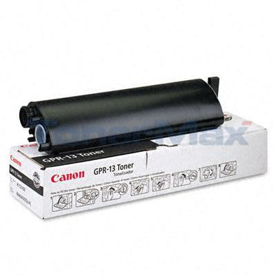 CANON GPR-13 TONER BLACK